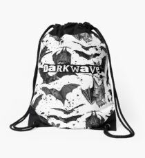DARKWAVE Drawstring Bag