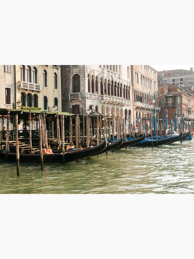 Gondolas by imaruseru
