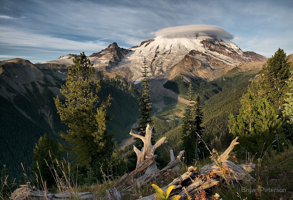 Mount Tahoma by Bryan Peterson