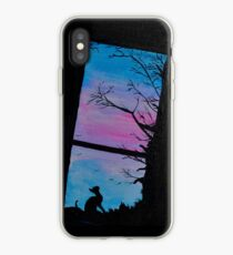 Let the outside in iPhone Case