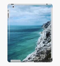 The White Cliffs of the Isle of Wight  iPad Case/Skin