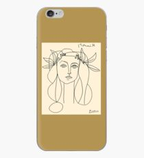 HEAD 1946 : Vintage Abstract Print iPhone Case