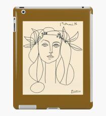 HEAD 1946 : Vintage Abstract Print iPad Case/Skin
