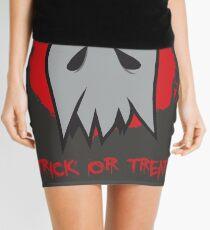 Trick or Treat Ghost Mini Skirt