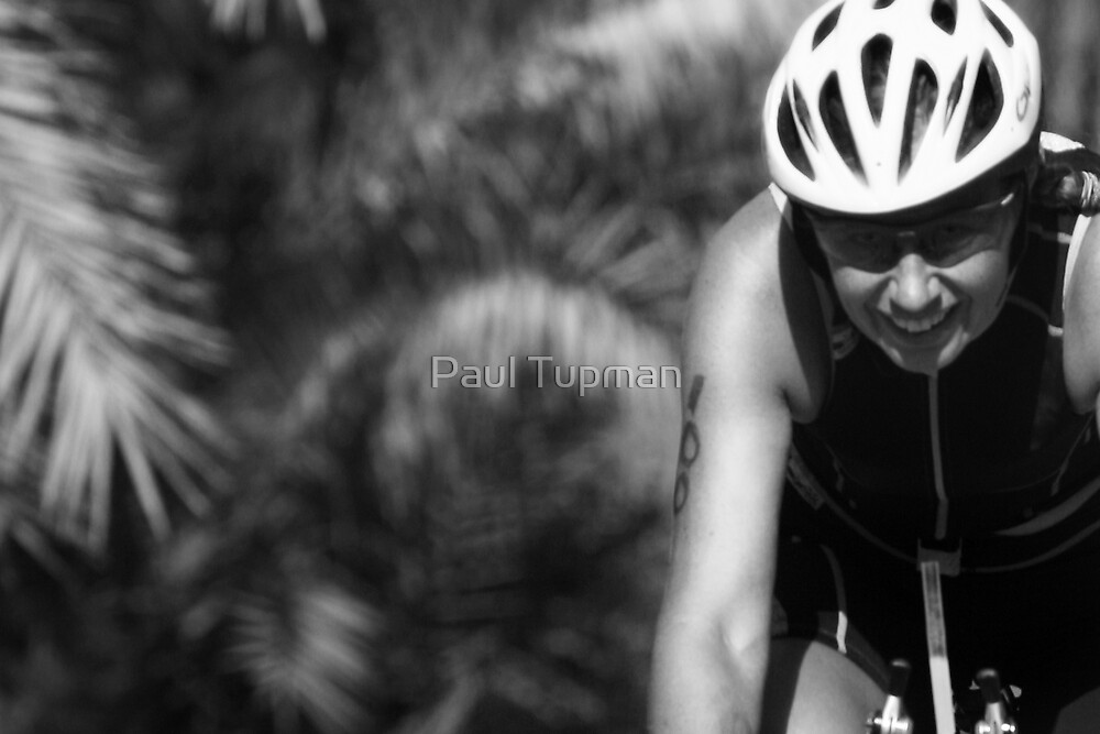 Always a Smile by Paul Tupman