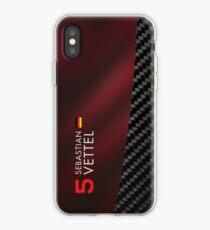 Sebastian Vettel 5 - 2017 iPhone Case