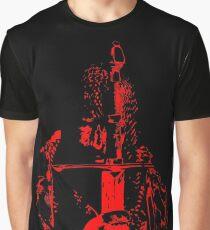 Crusader Warrior Graphic T-Shirt