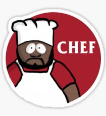 Chef Southpark Sticker