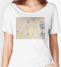 "Oliver's ""Ninja Light"" Women's Relaxed Fit T-Shirt"
