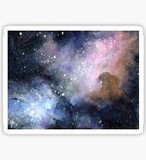 Horsehead Nebula Sticker