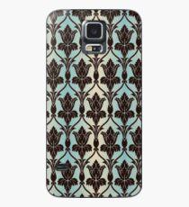221B Baker St Wallpaper Case/Skin for Samsung Galaxy