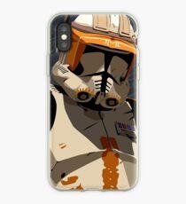 Commander Cody iPhone Case