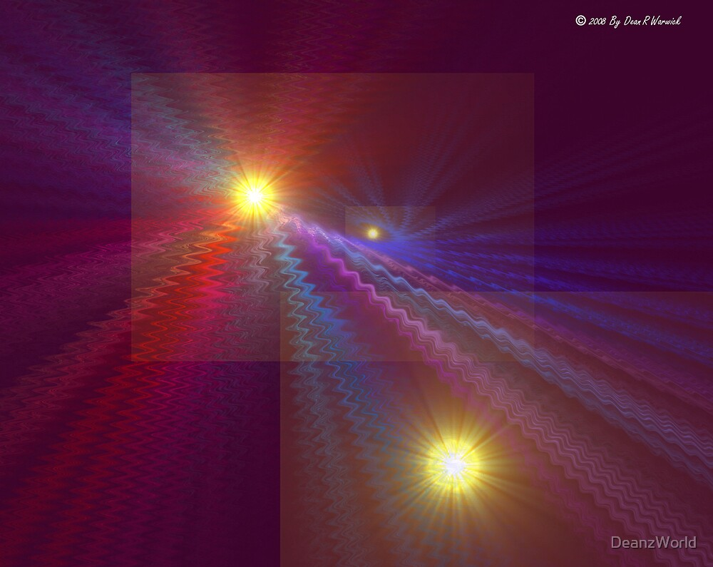 Vibes Interdimensional by Dean Warwick