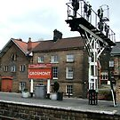 Grosmont Station on the North York Moors Railway by dougie1