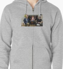 The Great Fortel Zipped Hoodie