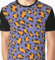 Colorful Animal Skin 8 Graphic T-Shirt
