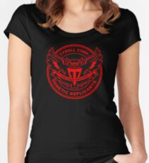 Genetic replicants Women's Fitted Scoop T-Shirt