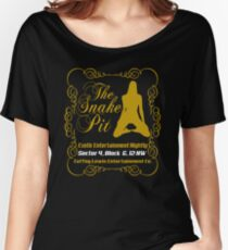 The snake pit Women's Relaxed Fit T-Shirt