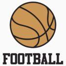 FOOTBALL - Sportsball by shwabadi