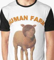 Human Farm Graphic T-Shirt