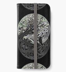 Beltane design #1 iPhone Wallet/Case/Skin