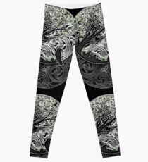 Beltane design #1 Leggings