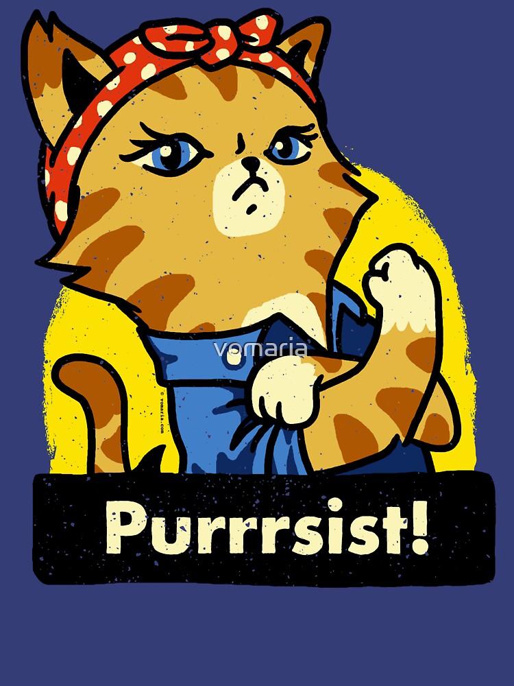 Purrsist! (version 3) by vomaria