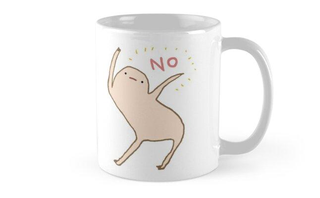 Honest Blob Says No by Sophie Corrigan