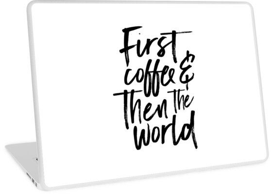 Kitchen Wall Art Coffee Sign Inspirational Quote Coffee Kitchen