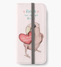 Rhea - Love What's Different iPhone Wallet/Case/Skin
