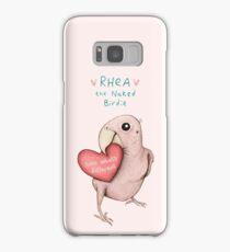 Rhea - Love What's Different Samsung Galaxy Case/Skin
