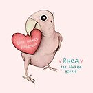 Rhea - Love What's Different by Sophie Corrigan