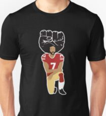Colin Kaepernick Kneeling - I'm With Kap Unisex T-Shirt