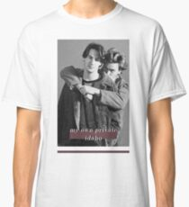 My Own Private Idaho | River Phoenix & Keanu Reeves Classic T-Shirt