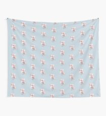 Rhea - Flying Free Wall Tapestry