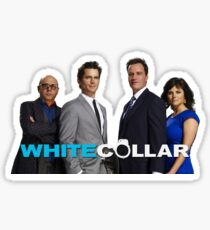 White Collar - Peter & Neal Sticker