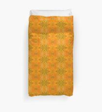 Goya Orange Duvet Cover