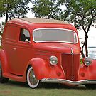 1936 Ford Sedan Delivery 2 by DaveKoontz