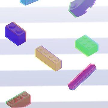 Digital Bricks by Novalliez