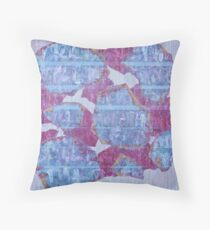 Still Breathing (Still Alive) Throw Pillow