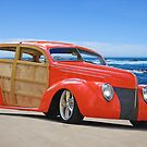 1937 Ford 'Woody' Wagon II by DaveKoontz