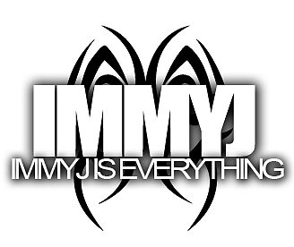 ImmyJ Is Everything Logo by Nick Smith