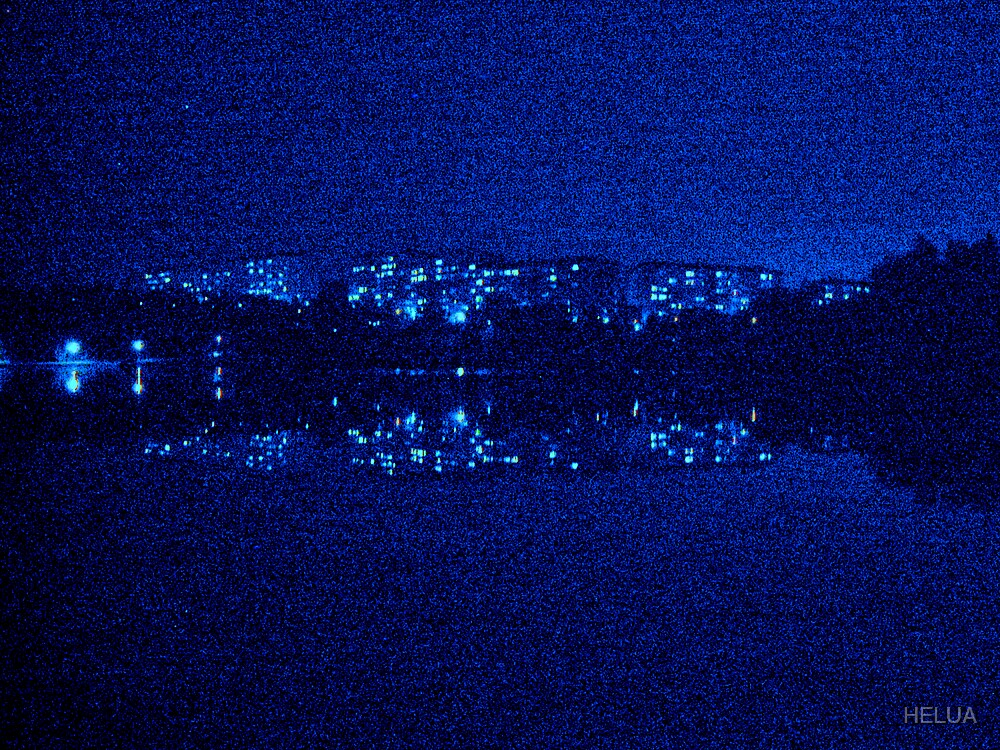 City Lights by HELUA