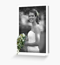 bouquet Greeting Card