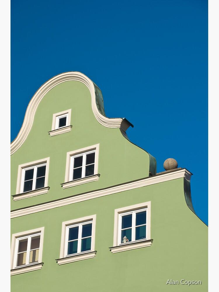 Germany. Bavaria. Landshut. (Alan Copson © 2008) by AlanCopson