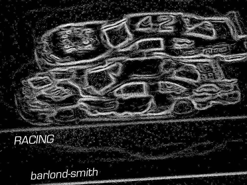 RACING by Michelle BarlondSmith
