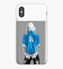Marilyn Monroe For The Dodgers iPhone Case
