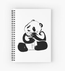 Bamboo Tattoo Spiral Notebooks Redbubble