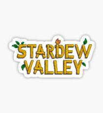 Stardew Valley Logo Sticker