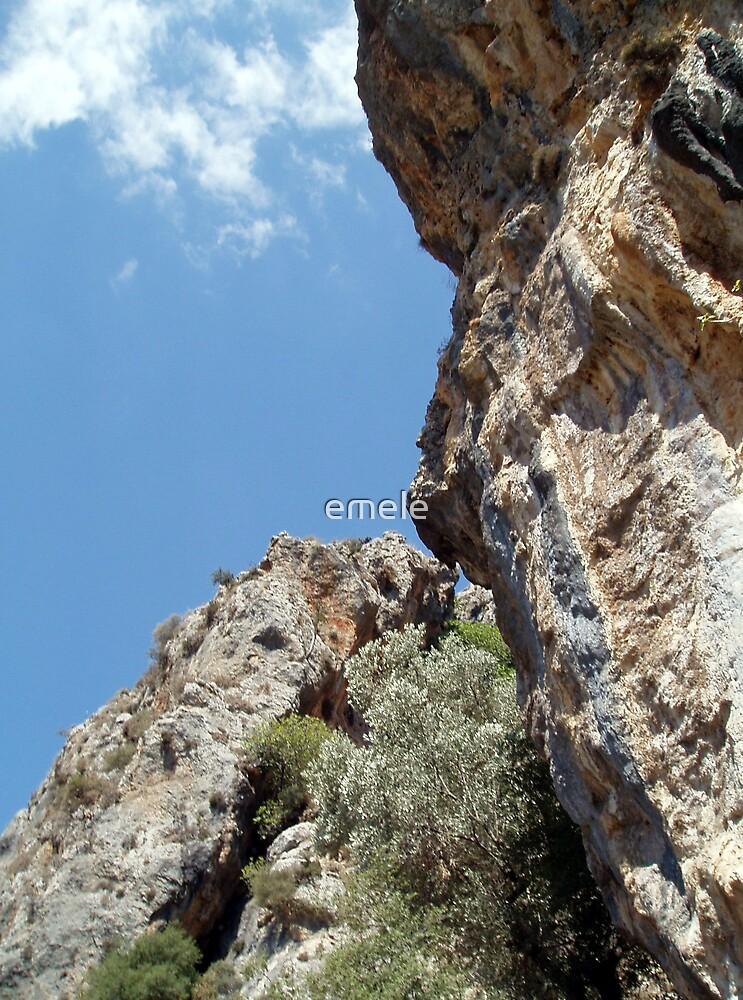 Mountain by emele
